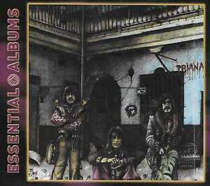 Triana-El-Patio-CD-Album-1996-Digipack