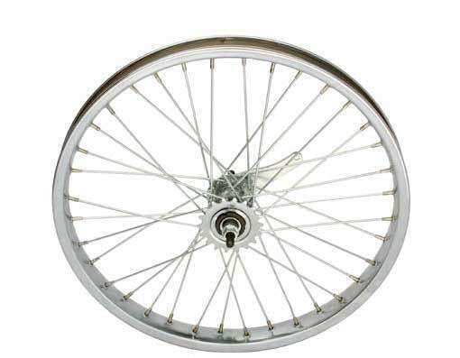 Bicycle 20  x 2.125  Steel  Rear Coaster Wheel Lowrider Chopper Street Road Bike  for wholesale