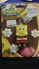 New SpongeBob SquarePants 4GB USB Flash Drive YELLOW SpongeBob Flash Drive