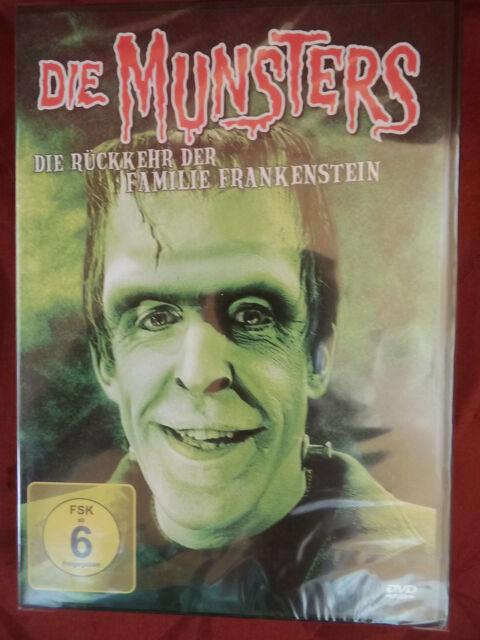 Die Rückkehr Der Familie Frankenstein