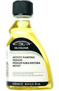 Winsor-amp-Newton-Artists-039-Painting-Medium-for-Oil-Colour-250ml