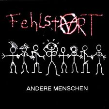 FEHLSTART Andere Menschen CD (2000 Day-Glo Records) Neu!