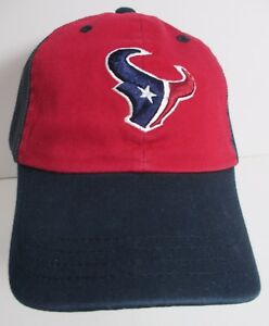 Image is loading Houston-Texans-Hat-Cap-Zephyr-Quality-Embroidery-NFL- 53d1e648de5