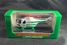 MINT BOX 2011  MINI HESS HELICOPTERS FRESH OUT OF THE CASE