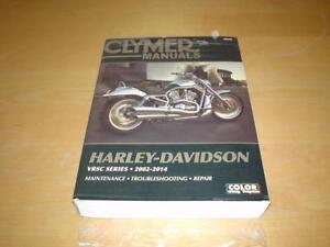 harley davidson v rod vrsca 2008 repair service manual