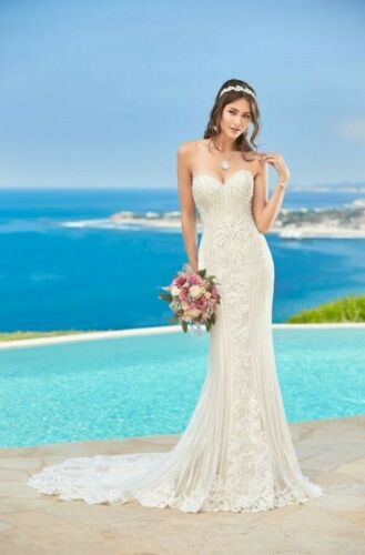 """Kitty Chen Couture """"Alvina"""" Wedding Gown  - image 1"""
