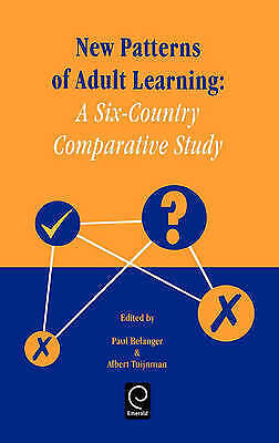 New Patterns of Adult Learning: A Six-Country Comparative Study (0), , Used; Ver