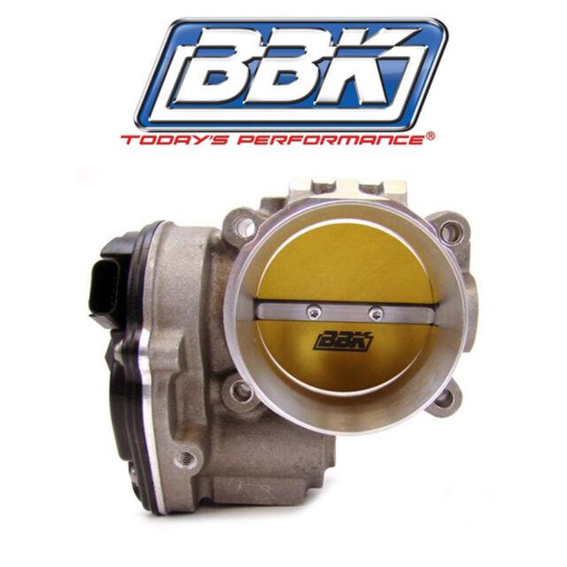 BBK 1821 2011-2014 FORD MUSTANG GT//BOSS//F-150 302 5.0L 85mm THROTTLE BODY NEW!