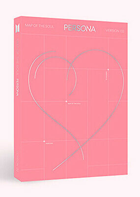 Map of the soul persona book