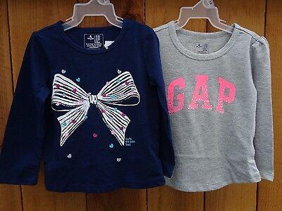 NWT Baby GAP Sparkle Arch Logo UK Flag Tee T-Shirt United Kingdom Patriotic NEW