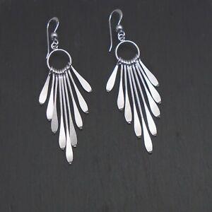 Chandeliers-Hippie-Gipsy-Design-Haenger-Ohrringe-Ohrhaenger-925-Sterling-Silber