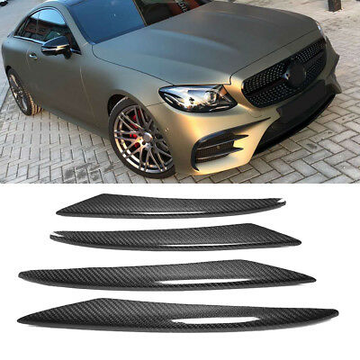 Front Bumper Grille Retainer L/&R Kit Fit For MercedesE300 E400 17-18