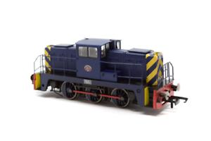 GV2015XS Port of London No 201 Janus 0-6-0 Diesel DCC Sound Fitted OO Gauge