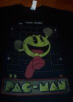 Vintage Style Pac-man Pacman Video Game T-shirt Medium W/ Tag
