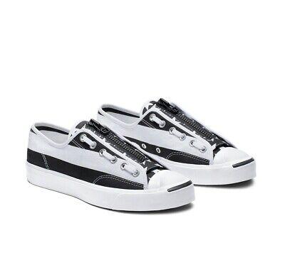 converse black white stripe