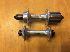 Shimano Deore LX Bicycle Hub Set - QR - 36 Spoke FH-M550 H-M550 Mountain Bike