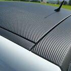 3D Carbon Fiber Fibre Vinyl Wrap Film Sheet Decal Sticker Phone Laptop Car