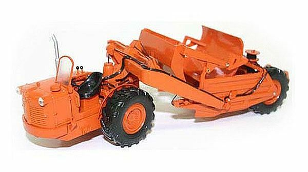 FIRST GEAR 1/50 SCALE ALLIS-CHALMERS TS300 CABLE OP MOTOR SCRAPER | 50-3099
