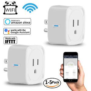 WiFi-Smart-Outlet-Plug-Socket-Power-Adapter-Switch-Works-Google-Home-Alexa-IFTTT