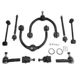 10pcs-Front-Control-Arm-Suspension-Kit-For-Jeep-Commander-5-7L-5135651AC