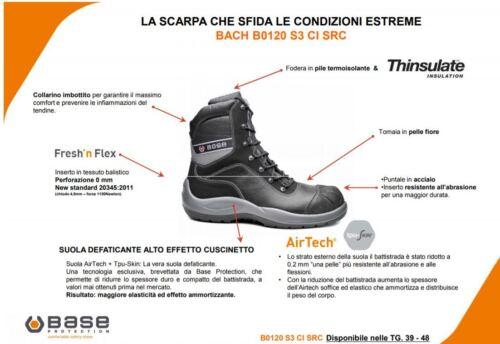B0120 Semelle Anti Chaussure Base Bach Homme Airtech Classique xQBoshtrdC