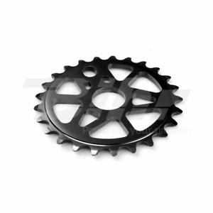 15282 CgoldNA BMX PROWHEEL 25T-1  2 x1 8  in alluminio 6061-T6 CNC 25 denti  welcome to choose