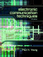 Electronic Communication Techniques, Fifth Edition