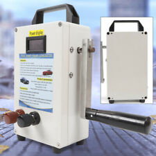 Hand Crank Generator Emergency Power Supply Solar Energy Storage 150w Inverter