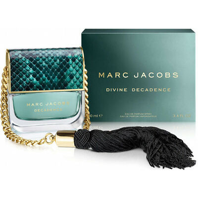 MARC JACOBS DIVINE DECADENCE 100ML EDP eau de parfum spray New Sealed~FREE POST