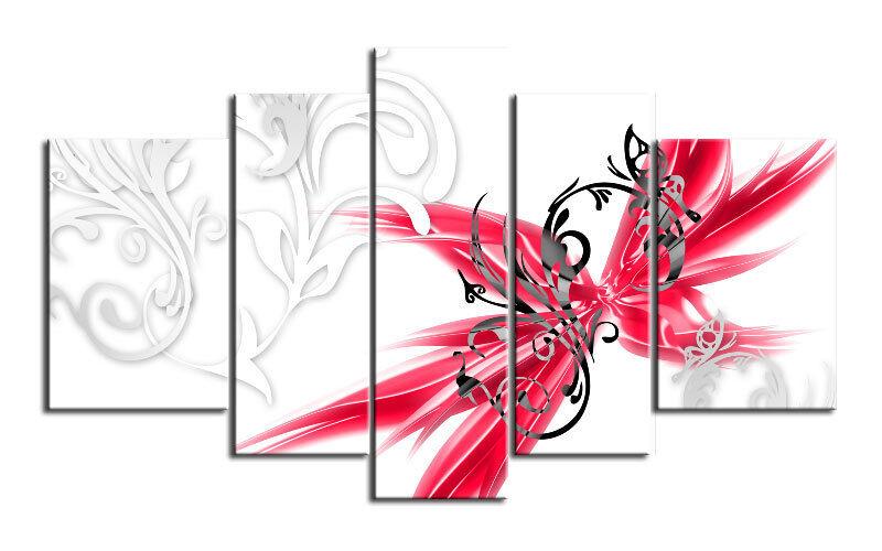 Blossom style art toile toile art 5 images la fresque m41479 favorable comme KeilrahHommes bild ba87ca
