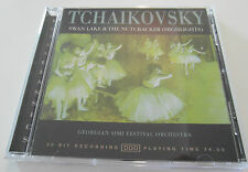 Tchaikovsky - Swan Lake & The Nutcracker (CD Album 1997) Used very good