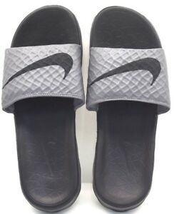 a28d68b3a Nike Benassi Solarsoft Dark Grey - Black US Size 12 - FREE SHIPPING ...
