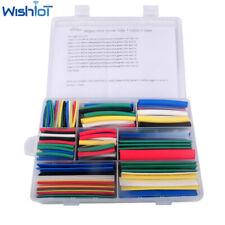 Heat Shrink Tubing 7 Colors 9 Sizes Tube Wrap Sleeve Set Combo 392 Pcs Assorted