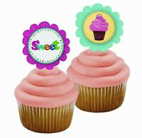 Layered Cupcake Fun Pix 12 Ct From Wilton 1395 -