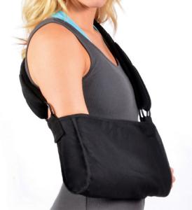 Hely-amp-Weber-Medical-Arm-Sling-Black-Adjustable-Adult-Size-M-Medium