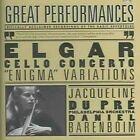 "Elgar: Cello Concerto; ""Enigma"" Variations (CD, Aug-2004, Sony Classical)"