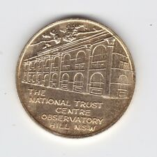 AUSTRALIA NATIONAL TRUST CENTRE OBSERVATORY HILL NEW SOUTH WALES MEDAL NSW H-528