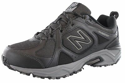 New Balance Mens Mt481wb3 4e Width Water Resistant Trail