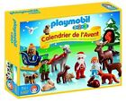 PLAYMOBIL 123 Advent Calendar Christmas in The Forest 24 Surprises 18 Months