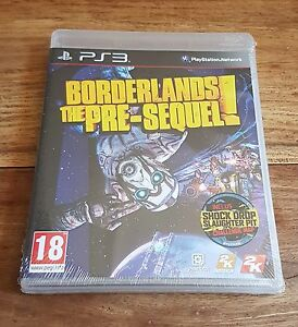 BORDERLANDS-THE-PRE-SEQUEL-Jeu-Sony-PS3-Playstation-3-Neuf-Blister-Cellophane