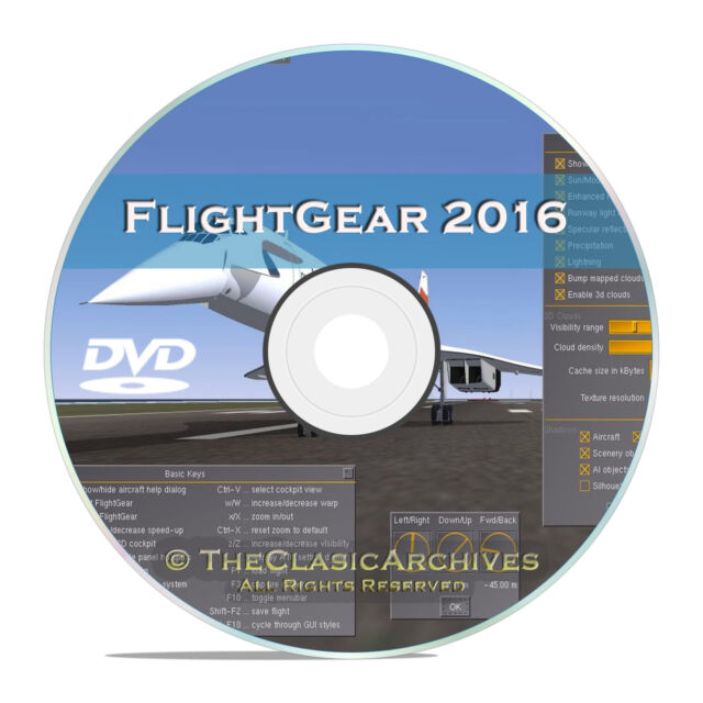 Flightgear Custom Scenery