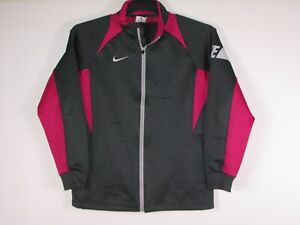 Details about vtg 90s 00s nike tracksuit top jacket terrace wear football casuals large