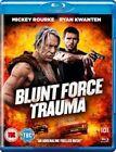 Blunt Force Trauma 5037899059814 With Mickey Rourke Blu-ray Region B