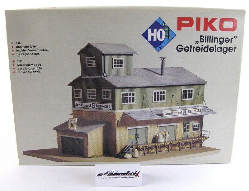 Piko H0 61113 Getreidelager Billinger mit OVP X00001-20667  | Mittlere Kosten
