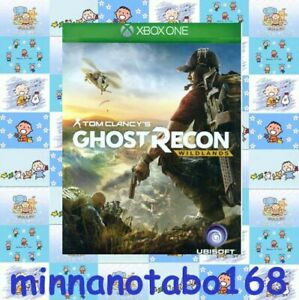 BRAND-NEW-OFFICIAL-XBOX-ONE-TOM-CLANCY-039-S-GHOST-RECON-WILDLANDS-REGION-FREE
