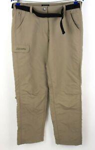 SCHOFFEL-Femme-Exterieur-Randonnee-Chasse-Cargo-Pantalon-Taille-UK-14-W30-30