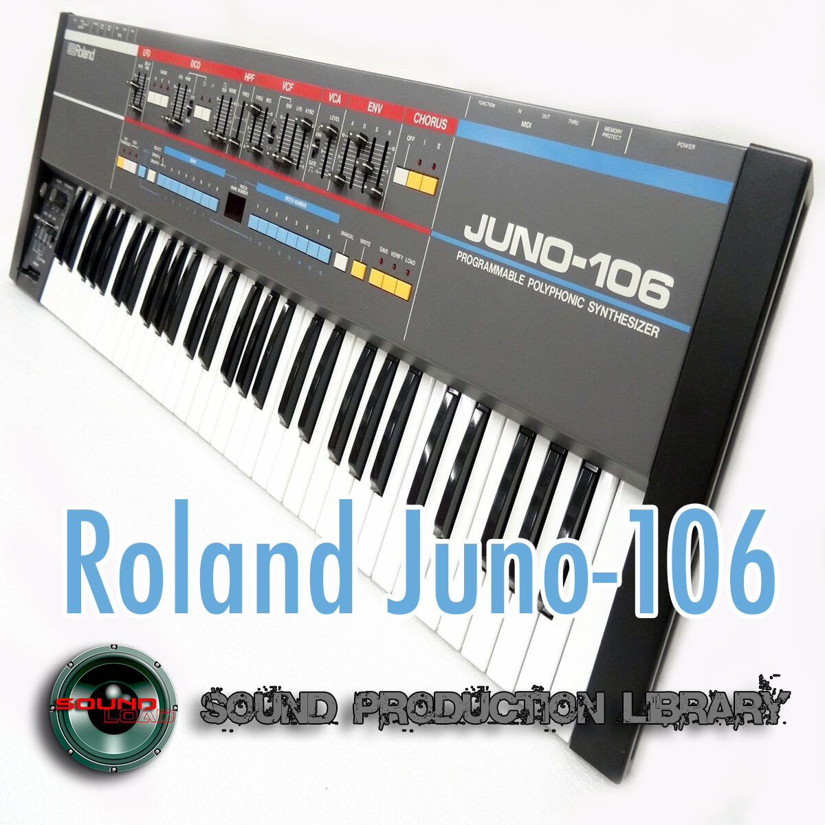 for Roland SC-880 - unique original WAV/Kontakt Multi-L