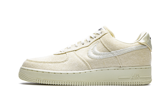 Size 10 - Nike Air Force 1 Low x Stussy Fossil - CZ9084-200 for ...