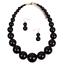 Women-Bohemian-Choker-Chunk-Crystal-Statement-Necklace-Wedding-Jewelry-Set thumbnail 175