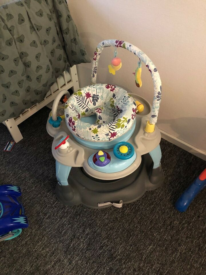 Aktivitetsbord/stol, Beeboo, aktivitetslegetøj